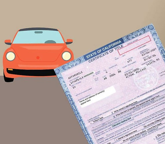 Buy Car Title Online