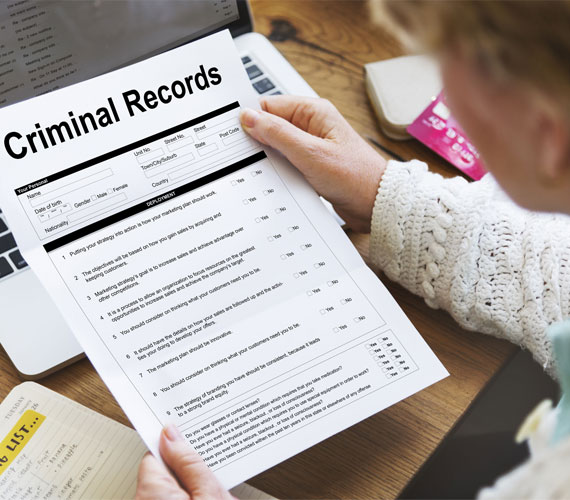 Clear Criminal Records