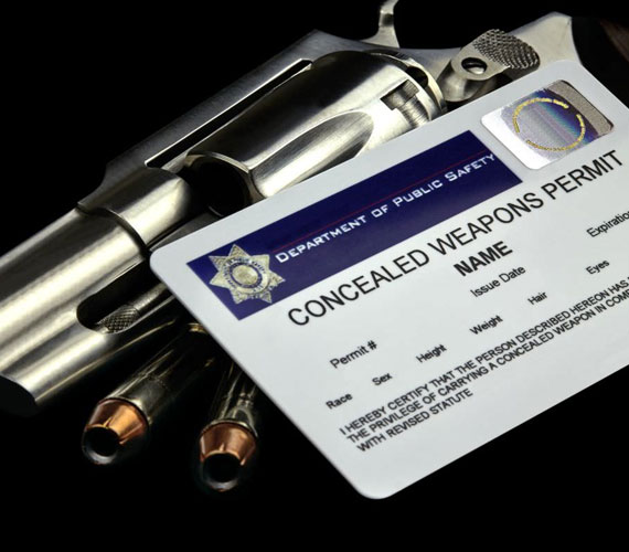 Apply for Gun Permit Online
