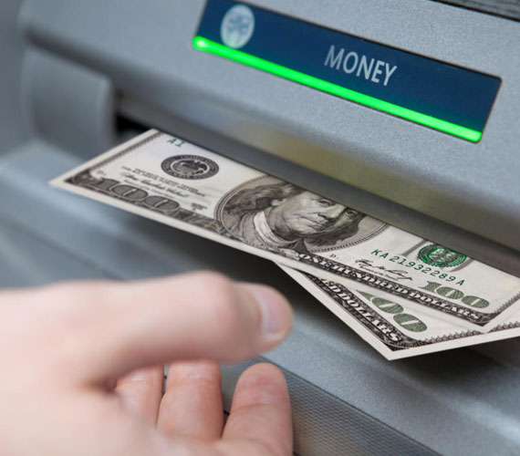 Automated Money Developer Machine